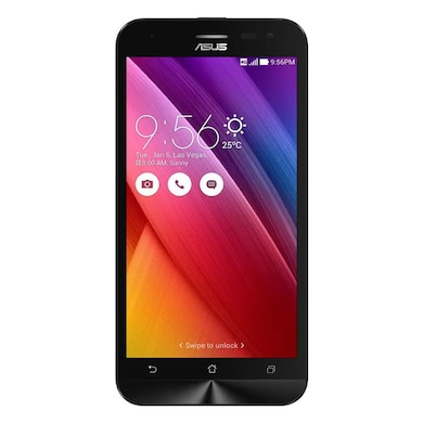 Pre-Owned Asus Zenfone 2 Laser ZE550KL With 3GB RAM (Black, 3GB RAM, 16GB) Price in India