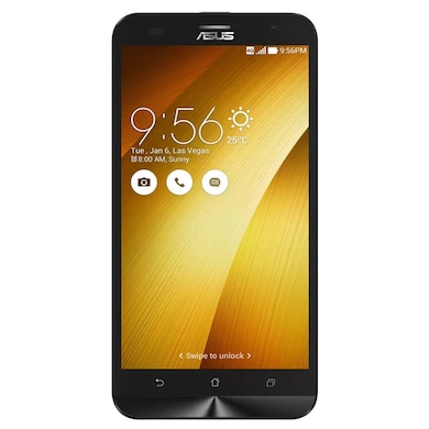 Pre-Owned Asus Zenfone 2 Laser ZE550KL With 3GB RAM (Gold, 3GB RAM, 16GB) Price in India