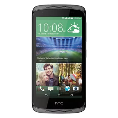 Refurbished HTC Desire 526G Plus (Black, 1GB RAM, 16GB) Price in India