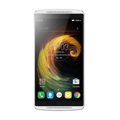 Refurbished Lenovo Vibe K4 Note (White, 3GB RAM, 16GB) Price in India