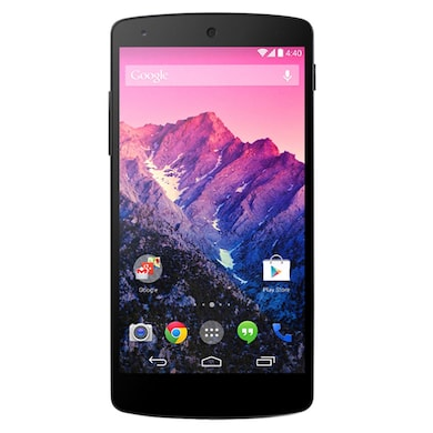 Pre-Owned LG Google Nexus 5 Good Condition (Black, 2GB RAM) Price in India