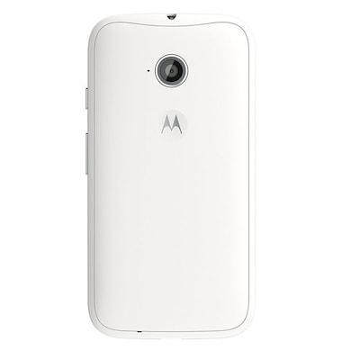 Refurbished Moto E 1st Gen (White, 1GB RAM, 4GB) Price in India
