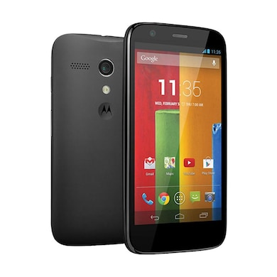 Pre-Owned Moto G Good Condition (Black, 1GB RAM, 16GB) Price in India
