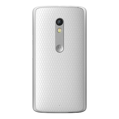 Pre-Owned Moto X Play (White, 2GB RAM) Price in India