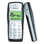 Buy Pre-Owned Nokia 1100 Feature Phone Grey Online