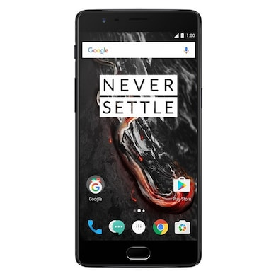 Refurbished OnePlus 3T (Midnight Black, 6GB RAM, 128GB) Price in India