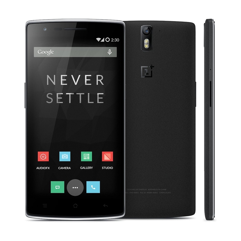 Pre-Owned OnePlus One (3 GB RAM, 64 GB) Black images, Buy Pre-Owned OnePlus One (3 GB RAM, 64 GB) Black online at price Rs. 6,799
