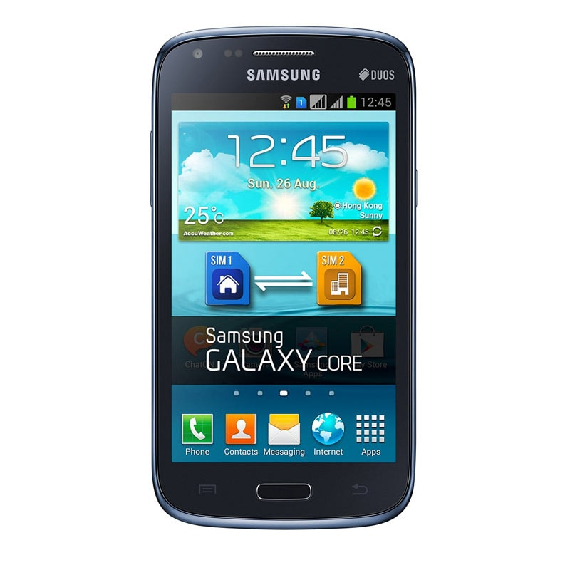 Samsung Galaxy Core Duos details