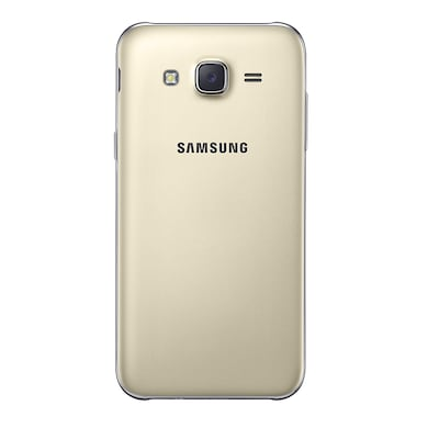 Refurbished Samsung Galaxy J5 (Gold, 1.5GB RAM, 8GB) Price in India
