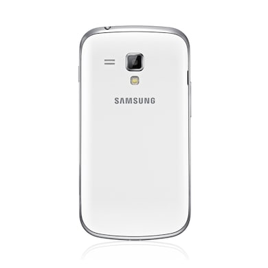 Refurbished Samsung Galaxy S Duos (White, 768MB RAM, 4GB) Price in India