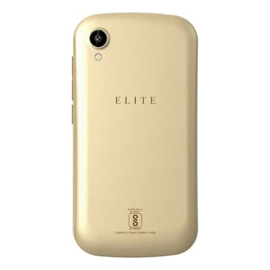Pre-Owned Swipe Elite Star 4G (Gold, 1GB RAM) Price in India