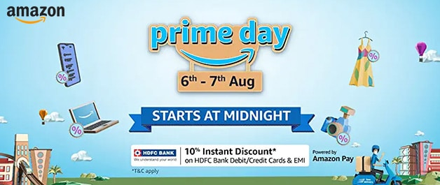 Prime Day Sale