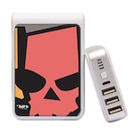 Buy Quirk Tech QT1006 QuirkBot Power Bank 10400 mAh White Online