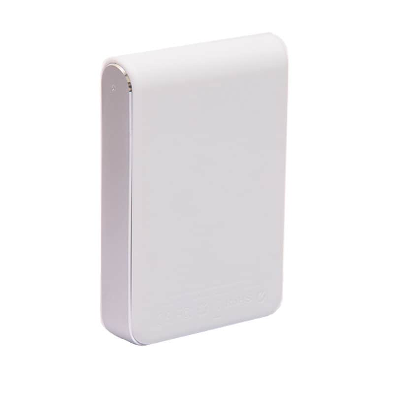 Buy Quirk Tech QT1007 QuirkBot Power Bank 10400 mAh White online