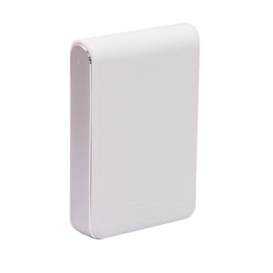 Quirk Tech QT1017 QuirkBot Power Bank 10400 mAh White images, Buy Quirk Tech QT1017 QuirkBot Power Bank 10400 mAh White online