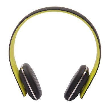 QuirkTech Musync Wireless Bluetooth Headset Green Price in India
