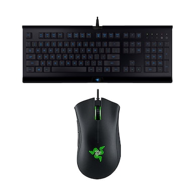 Razer RZ84-01470100-B3M1 Cynosa Pro Keyboard and Mouse Combo Black Price in India