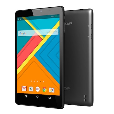 RDP Gravity G816 3G + Wi-Fi + Voice Calling Tablet Black,8GB Price in India