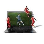 Buy RDP ThinBook 1130-ECW 11.6 Inch Laptop (Atom Quad Core 8th Gen/2 GB/500 GB/Win 10) Black Online