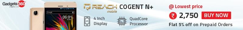 Reach Cogent N+