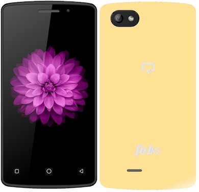 Reach Fab4 403 (Gold, 512MB RAM, 4GB) Price in India