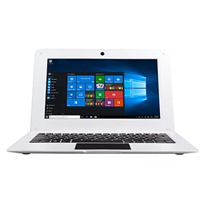 Reach MI1041R 10.1 Inch Laptop (Intel Quad Core/ 2GB/32GB/Win 10) White