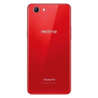 RealMe 1 (Solar Red, 4GB RAM, 64GB) Price in India