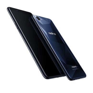 RealMe 1 (4 GB RAM, 64 GB) Diamond Black images, Buy RealMe 1 (4 GB RAM, 64 GB) Diamond Black online at price Rs. 9,749