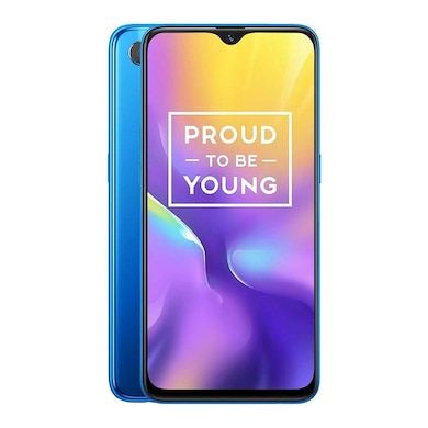 Realme U1 (Brave Blue, 4GB RAM, 64GB) Price in India