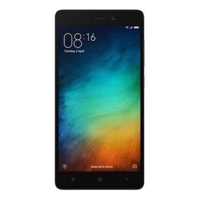 Unboxed Redmi 3S (Dark Grey, 2GB RAM, 16GB) Price in India