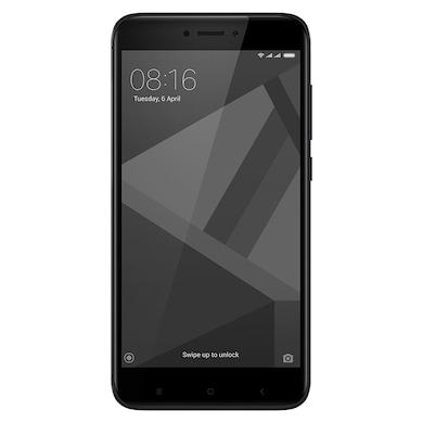 Redmi 4 (Black, 3GB RAM, 16GB) Price in India