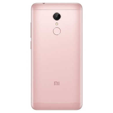 Redmi 5 (Rose Gold, 3GB RAM, 32GB) Price in India