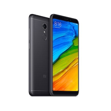 Redmi 5 (Black, 2GB RAM, 16GB) Price in India
