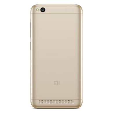 Refurbished Redmi 5A (Gold, 2GB RAM, 16GB) Price in India