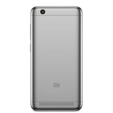 Unboxed Redmi 5A (Grey, 2GB RAM, 16GB) Price in India