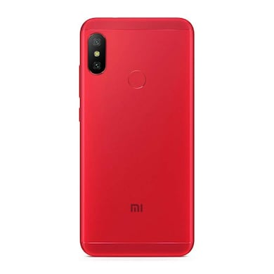 Redmi 6 Pro (Red, 3GB RAM, 32GB) Price in India