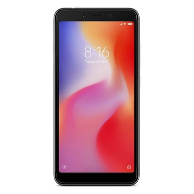 Refurbished Redmi 6A (Black, 2GB RAM, 32GB) Price in India