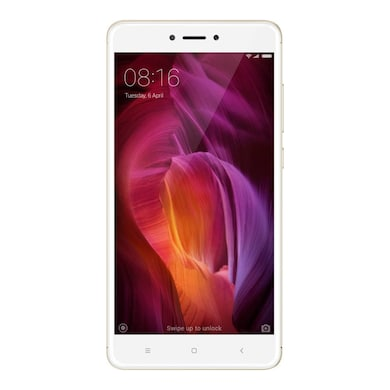 Redmi Note 4 + Data Cable (Gold, 4GB RAM, 64GB) Price in India