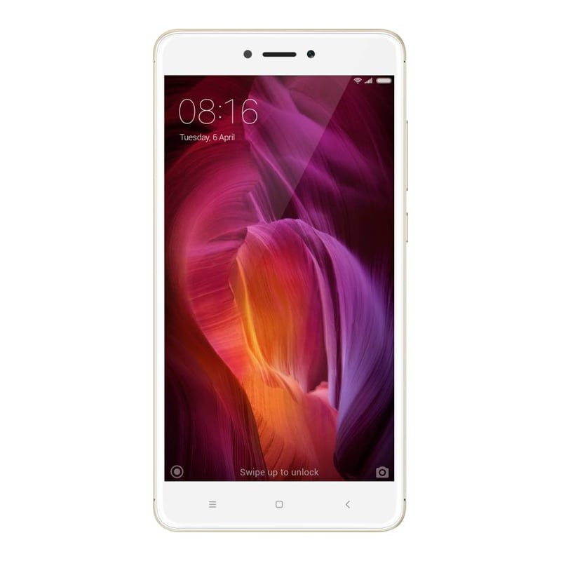 Buy Redmi Note 4 (4GB, 64GB) + Data Cable (Combo offer) Gold online