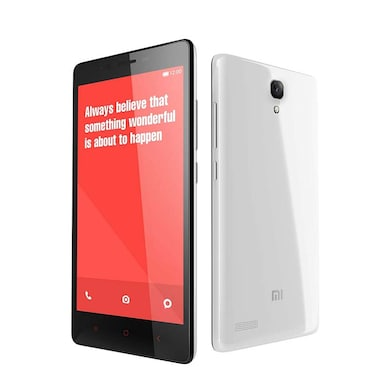 Refurbished Redmi Note 4G (White, 2GB RAM, 8GB) Price in India