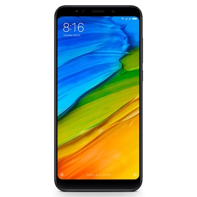 Redmi Note 5 (Black, 3GB RAM, 32GB) Price in India