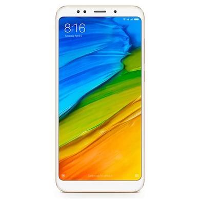 Unboxed Redmi Note 5 (Gold, 4GB RAM, 64GB) Price in India