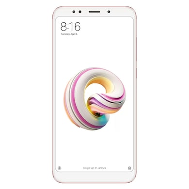 Redmi Note 5 (Rose Gold, 3GB RAM, 32GB) Price in India