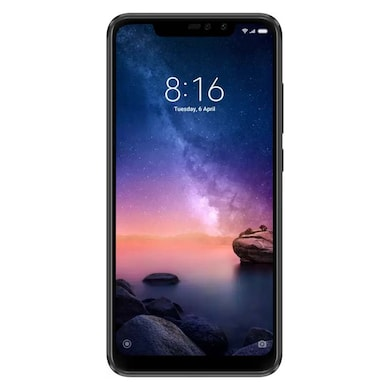 Redmi Note 6 Pro (Black, 6GB RAM, 64GB) Price in India