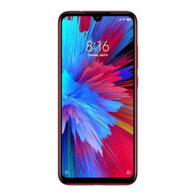 Redmi Note 7S (Ruby Red, 3GB RAM, 32GB) Price in India