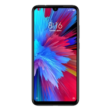 Redmi Note 7S (Onyx Black, 4GB RAM, 64GB) Price in India