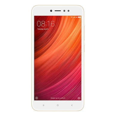 Redmi Y1 (Gold, 3GB RAM, 32GB) Price in India