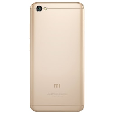Refurbished Redmi Y1 Lite (Gold, 2GB RAM, 16GB) Price in India