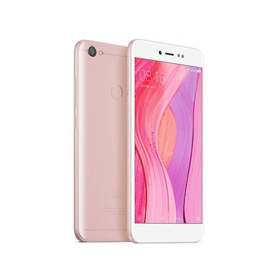 Redmi Y1 (Rose Gold, 3GB RAM, 32GB) Price in India