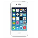 Buy Refurbished Apple iPhone 4 White, 8 GB Online